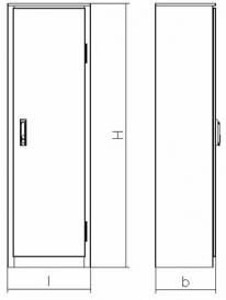 шкаф распределительный силовой ШРС - фото 3