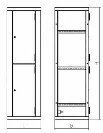 шкаф ЩО-70 - фото 5