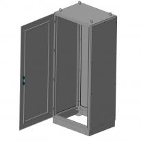 шкаф напольный сборный металлический